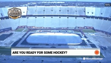 nhl winter classic set to take center stage in lone star. Black Bedroom Furniture Sets. Home Design Ideas