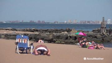 Dangerous Heat in the Northeast