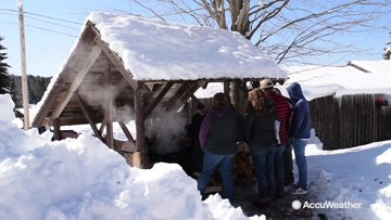 Tourists are flocking to Vermont's sugarhouses