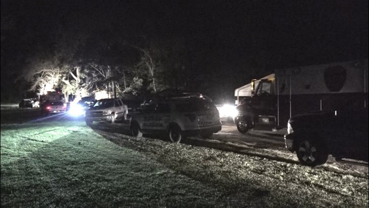 Man in mobile home killed by falling tree