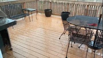 What the hail