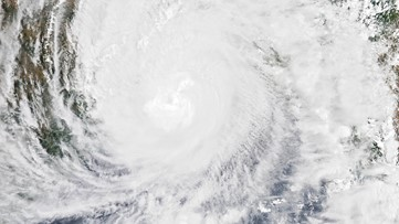 NASA Captures Deadly Tropical Cyclone Amphan From Space