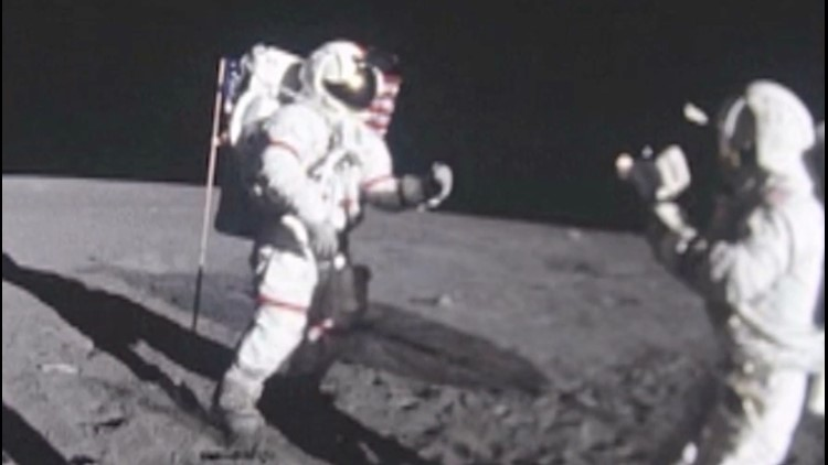 Spending Time in Space Linked with Brain Damage