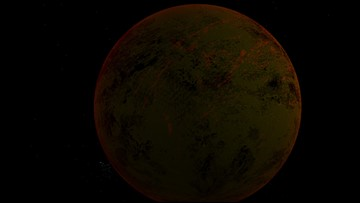 Darkest Planet Ever Discovered Looks Like a Burning Ember