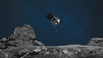 NASA Sets New Date for Touchdown on Asteroid Bennu