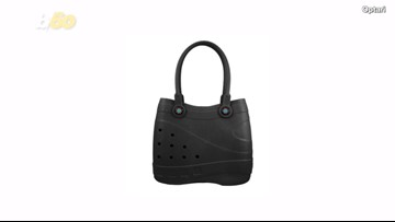 Crocs-Inspired Handbag Sparks New Fashion Dilemma