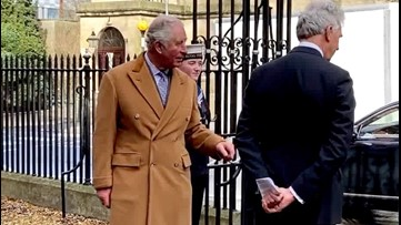 Prince Charles Reveals the Struggle of Staying in Shape