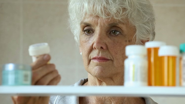 Americans Save Old Medications a lot More Than You Think