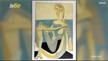 Painting Bought at Market for Under $300 May Be a Legit Picasso