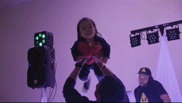 'Baby Rave' is the Hottest New Activity For Parents and Their Kids