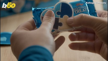 Back to School Love with New Rice Krispies Treats Look