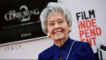 'The Conjuring' real-life paranormal investigator Lorraine Warren dies at 92