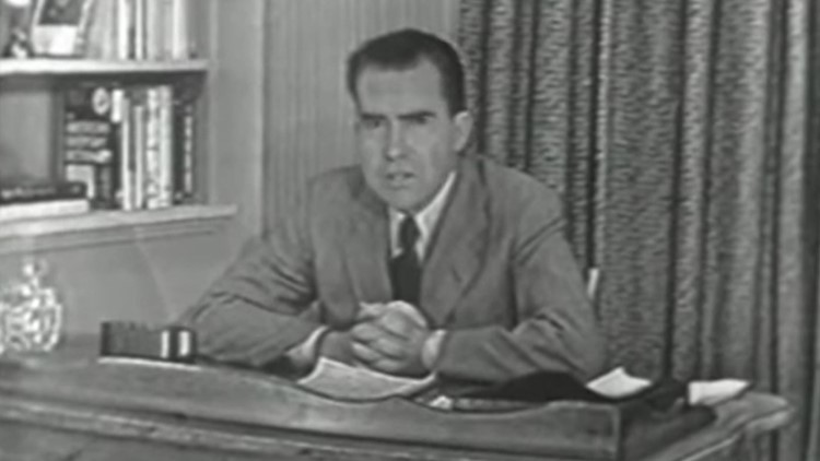 A look back at Nixon's 'Checkers' speech and how dogs have influenced politics