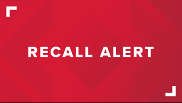Vitamin and mineral supplements recalled for cancer, lead poisoning risk