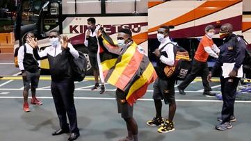 Uganda Olympic team member tests positive for coronavirus