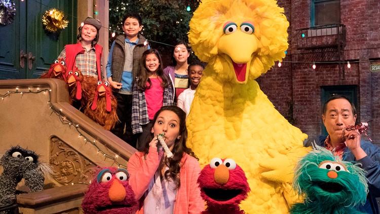 TV-Sesame Street-Tour