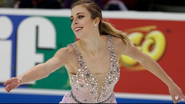 Olympian Ashley Wagner: I was sexually assaulted by former teammate
