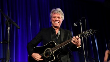Bon Jovi's restaurant gives free meal to furloughed workers