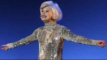 Broadway legend Carol Channing has died at age 97