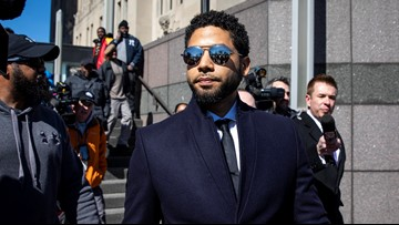 Police release more than 1,000 files from Jussie Smollett investigation