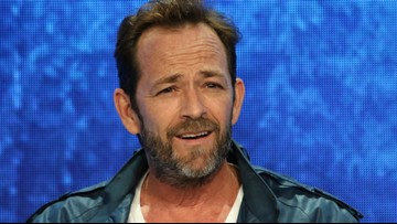 The late Luke Perry's 'Riverdale' character dies a hero in season 4 premiere