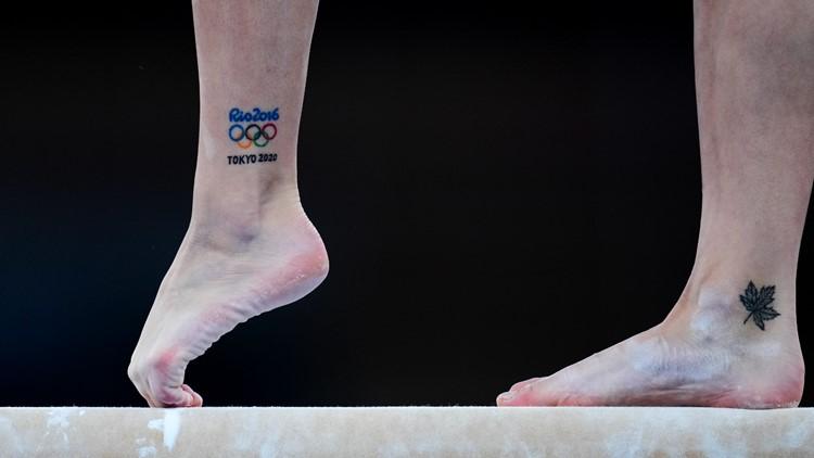 Taboo in Tokyo, Olympians sport their ink
