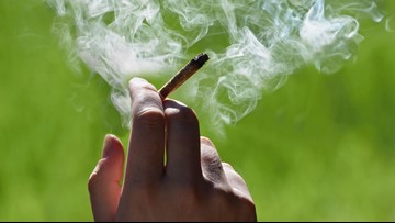 College students using more pot in legal states; binge drinking less