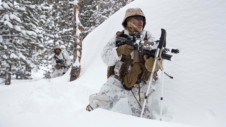 Military Cold Weather Training
