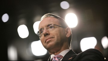 Rod Rosenstein expected to leave Justice Department in weeks, sources say