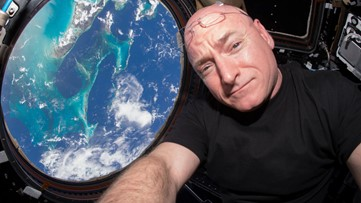 Astronaut Scott Kelly shares tips on how to handle self isolation