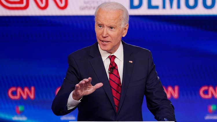 Joe Biden Election 2020 Debate