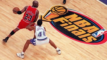 ESPN to show high-definition movie about Game 6 of 1998 NBA Finals