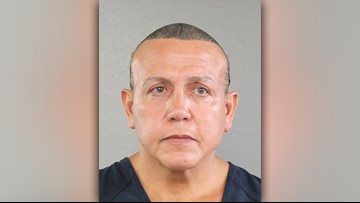 Mail bomb suspect Cesar Sayoc planned attacks since July, prosecutors say