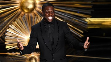 Kevin Hart confirms he's hosting the Oscars: 'Now it's time to rise to the occasion'
