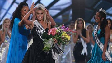 Miss USA apologizes after video surfaces of her mocking other contestants' English