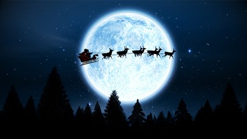 Will NORAD's Santa Tracker still work if there's a government shutdown?