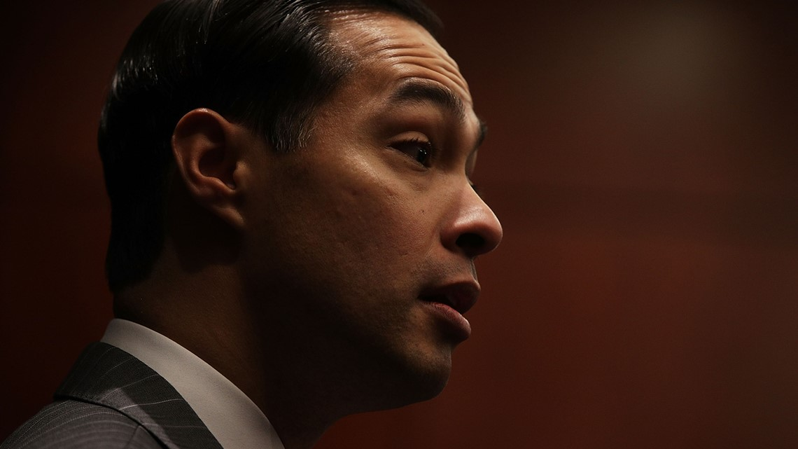 Champion Driving School >> Julian Castro vows to champion health care, housing during 2020 bid | newscentermaine.com