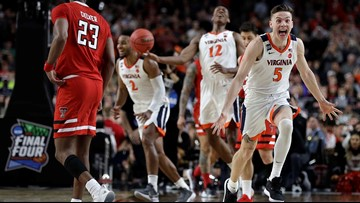 Comeback! Virginia defeats Texas Tech in OT to win national title