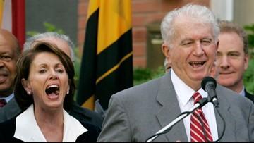 Former Baltimore Mayor Thomas D'Alesandro, Speaker Pelosi's brother, dies at 90