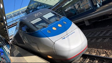 Why trains are great for travelers who want to reduce their carbon footprint