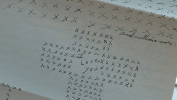 WWII love letters