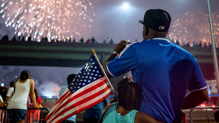 Macy's July Fourth fireworks show will be back this year