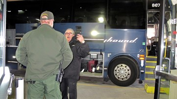 Report: Customs and Border Protection memo contradicts Greyhound policy on bus raids
