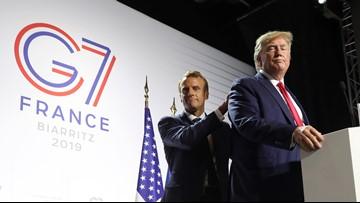 Trump scraps plan to hold G-7 at his Miami golf resort amid intense criticism