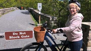 Coming soon to national park trails: electric bikes