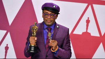 Spike Lee upset as 'Green Book' wins Oscars Best Picture