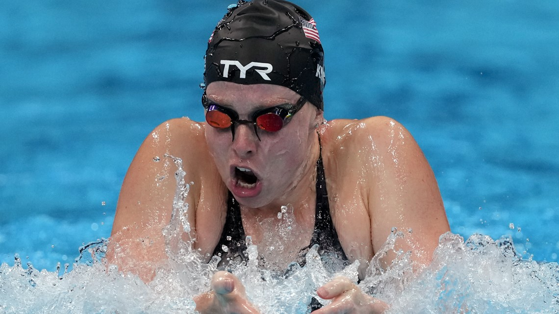 Americans King, Lazor take home silver and bronze in 200m breaststroke
