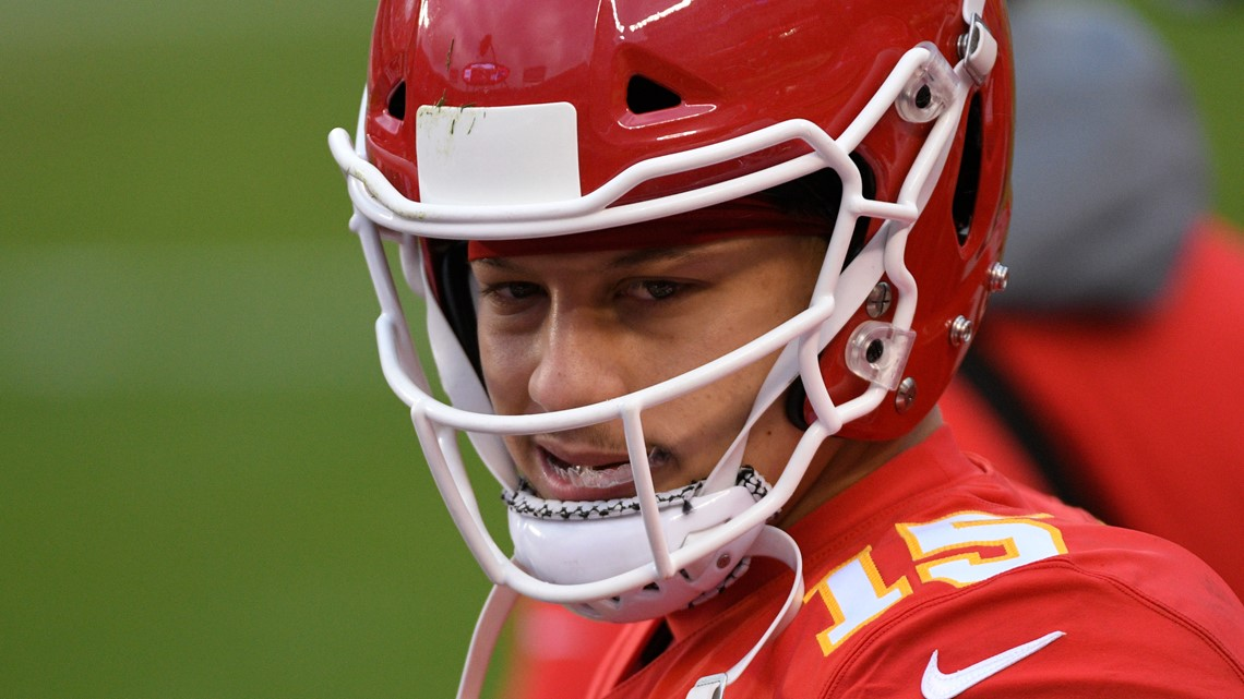 Chiefs' Patrick Mahomes cleared to play in AFC championship