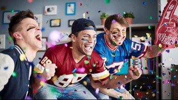 What would you give up to watch your team at the Super Bowl? Here's what fans said