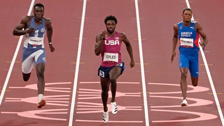 Tokyo Preview, Aug. 4: US looks for men's 200m sweep